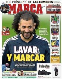capa Jornal Marca de 20 outubro 2018