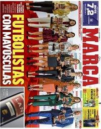 capa Jornal Marca de 26 outubro 2018