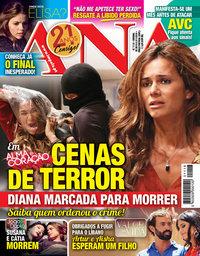 capa Revista Ana de 29 outubro 2018