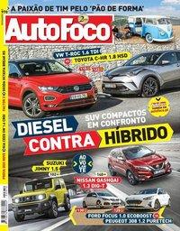 capa Revista Auto Foco de 25 outubro 2018