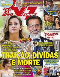 capa TV7 Dias de 28 outubro 2018