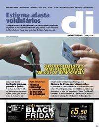 capa de Diário Insular