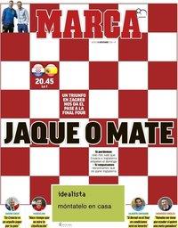 capa Jornal Marca de 15 novembro 2018