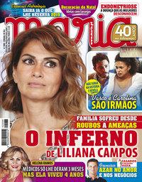 capa Maria de 8 novembro 2018