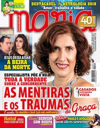 capa Maria de 15 novembro 2018