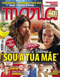 capa Maria de 22 novembro 2018