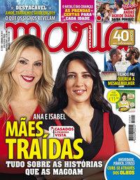 capa Maria de 29 novembro 2018