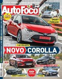 capa Revista Auto Foco de 8 novembro 2018