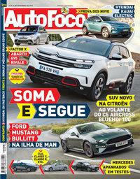 capa Revista Auto Foco de 15 novembro 2018