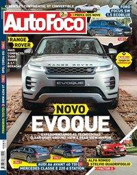 capa Revista Auto Foco de 29 novembro 2018