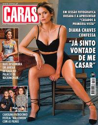 capa Revista Caras de 2 novembro 2018
