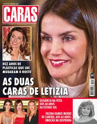 capa Revista Caras de 9 novembro 2018