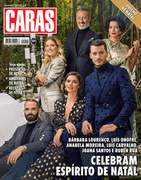 capa Revista Caras de 23 novembro 2018
