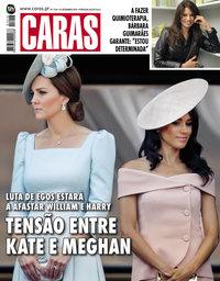 capa Revista Caras de 30 novembro 2018