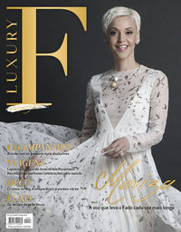 capa Revista F Magazine Luxury