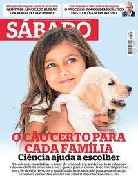 capa Revista Sábado de 22 novembro 2018