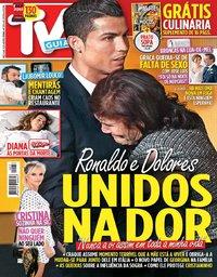 capa Revista TV Guia de 2 novembro 2018
