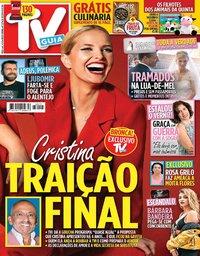 capa Revista TV Guia de 9 novembro 2018