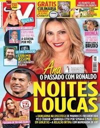 capa Revista TV Guia de 23 novembro 2018