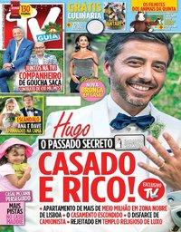 capa Revista TV Guia de 30 novembro 2018