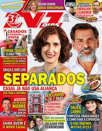 capa TV7 Dias de 4 novembro 2018