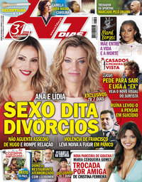 capa TV7 Dias de 11 novembro 2018