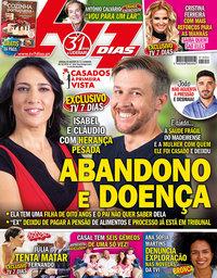 capa TV7 Dias de 25 novembro 2018