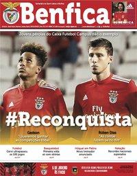 capa Jornal Benfica de 28 dezembro 2018