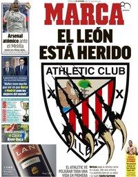 capa Jornal Marca de 5 dezembro 2018