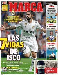 capa Jornal Marca de 25 dezembro 2018