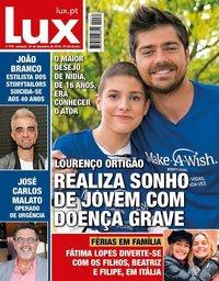 capa Lux de 27 dezembro 2018