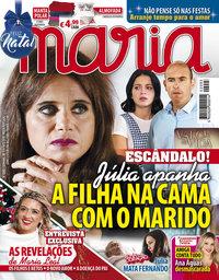 capa Maria de 14 dezembro 2018