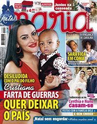 capa Maria de 20 dezembro 2018