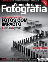 capa O Mundo da Fotografia