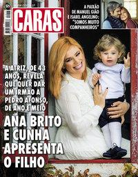 capa Revista Caras de 7 dezembro 2018