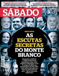 capa Revista Sábado de 6 dezembro 2018