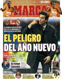 capa Jornal Marca de 2 janeiro 2019