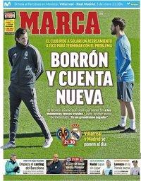 capa Jornal Marca de 3 janeiro 2019