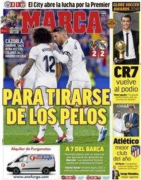 capa Jornal Marca de 4 janeiro 2019