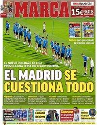 capa Jornal Marca de 5 janeiro 2019