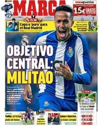 capa Jornal Marca de 9 janeiro 2019