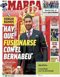 capa Jornal Marca de 11 janeiro 2019