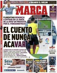 capa Jornal Marca de 15 janeiro 2019