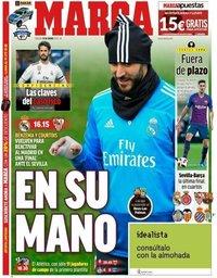 capa Jornal Marca de 19 janeiro 2019