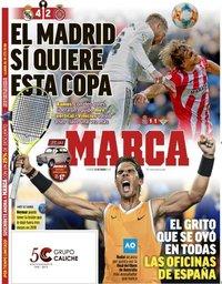 capa Jornal Marca de 25 janeiro 2019