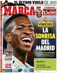 capa Jornal Marca de 26 janeiro 2019