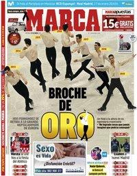 capa Jornal Marca de 27 janeiro 2019