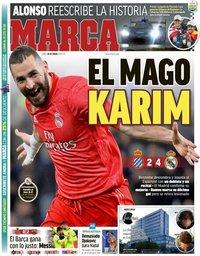 capa Jornal Marca de 28 janeiro 2019