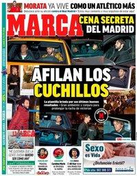 capa Jornal Marca de 29 janeiro 2019
