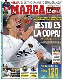 capa Jornal Marca de 30 janeiro 2019